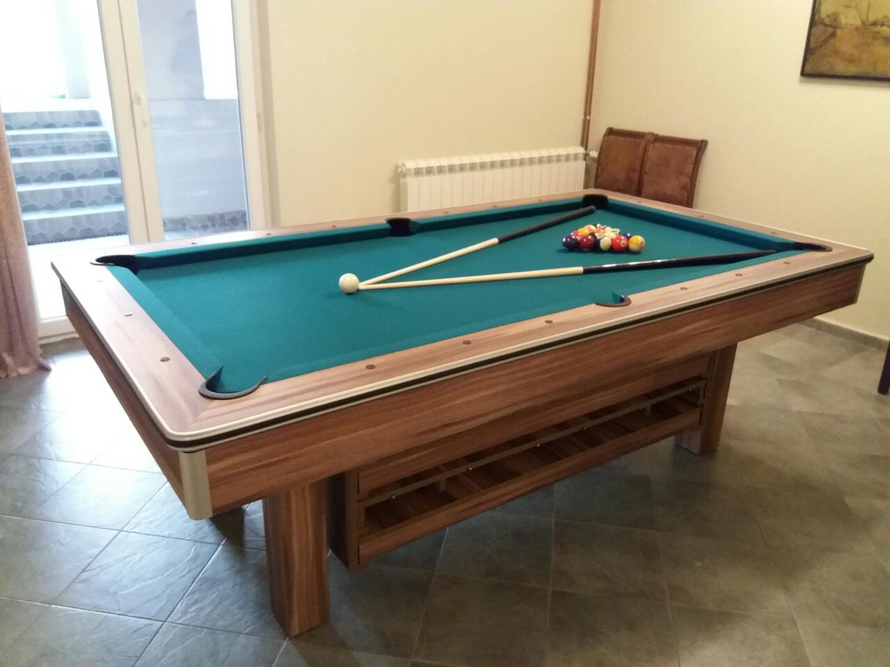 Billiard Table Tara 8ft Cuestore Eu